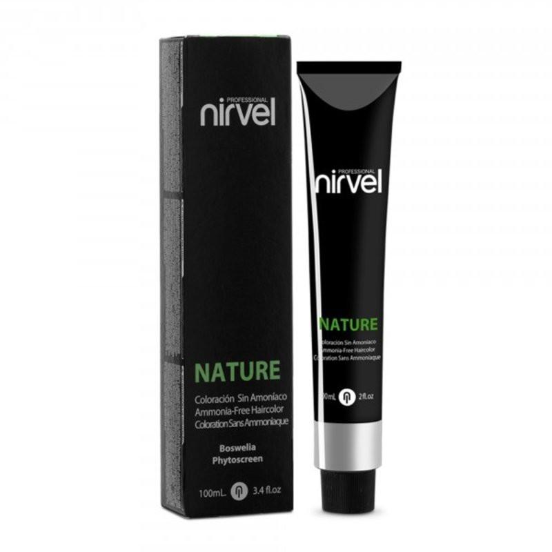 Tinte Nirvel Nature sin amoniaco 100 ml