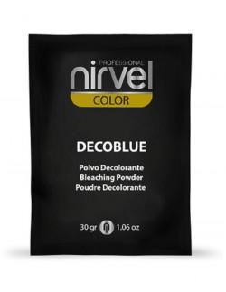 Nirvel Decoloración azul 30...