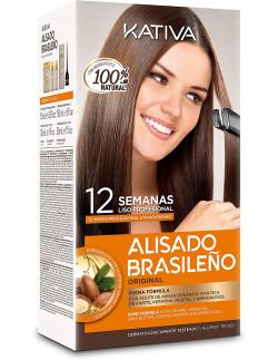 Kativa Alisado Brasileño...