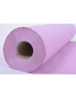 Rollo papel camilla rosa...