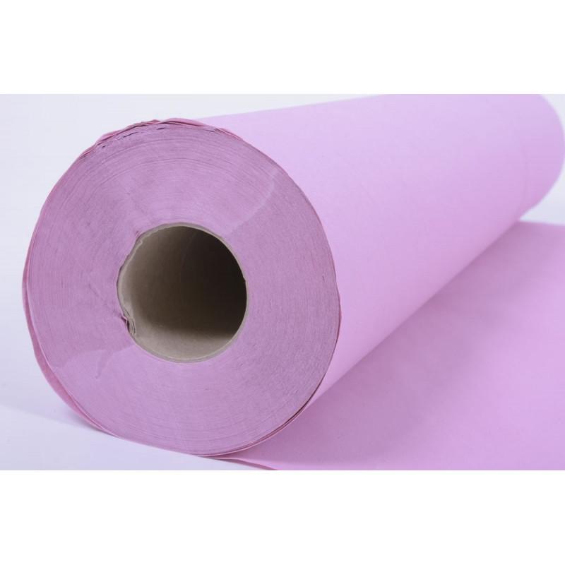Rollo papel camilla rosa estética sin...