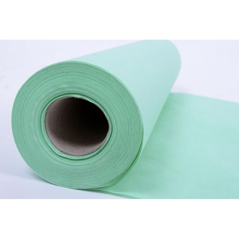 UP Rollo de papel camilla verde 1.650...