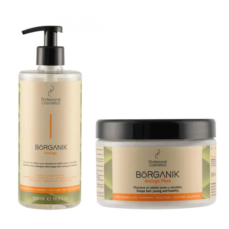 Pack Borganik Antiage de Profesional Cosmetics