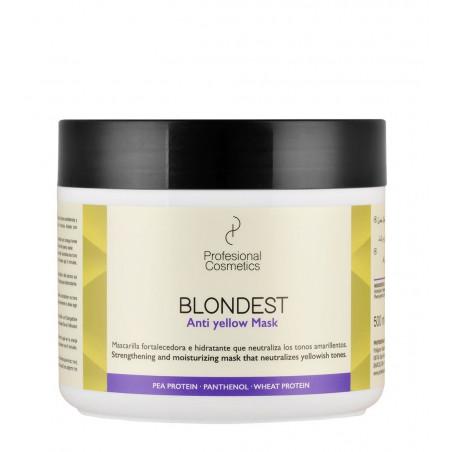 mascarilla blondest de profesional cosmetics