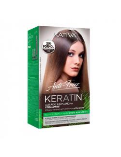 Kativa Keratin anti-frizz xtra shine
