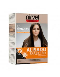 Nirvel Alisado brasileño