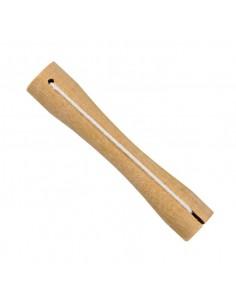 Bigudis madera N.10 (6u)