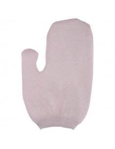Manopla de poliamida con dedo